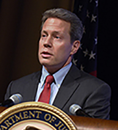 Alan R. Hanson, Acting Assistant Attorney General