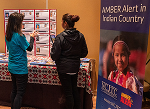 Amber Alert booth