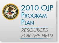 Image of a 2010 Program Plan.