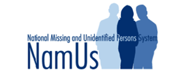 National Missing and Unidentified Persons System (NamUs)