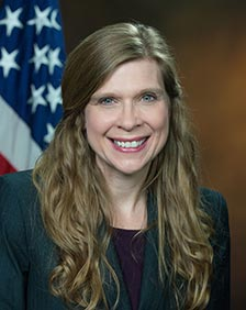 Maureen Henneberg Deputy Assistant Attorney General for Operations and Management