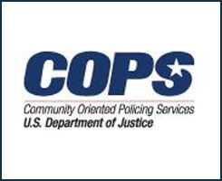 Community Oriented Policing Services logo