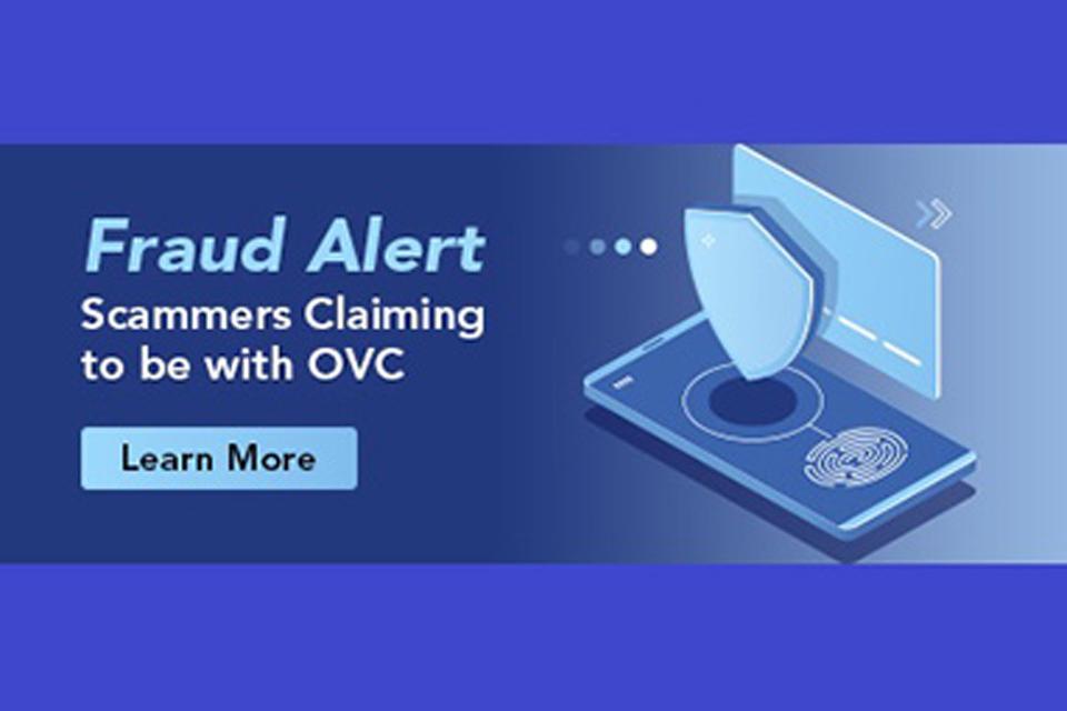 OVC Fraud Alert
