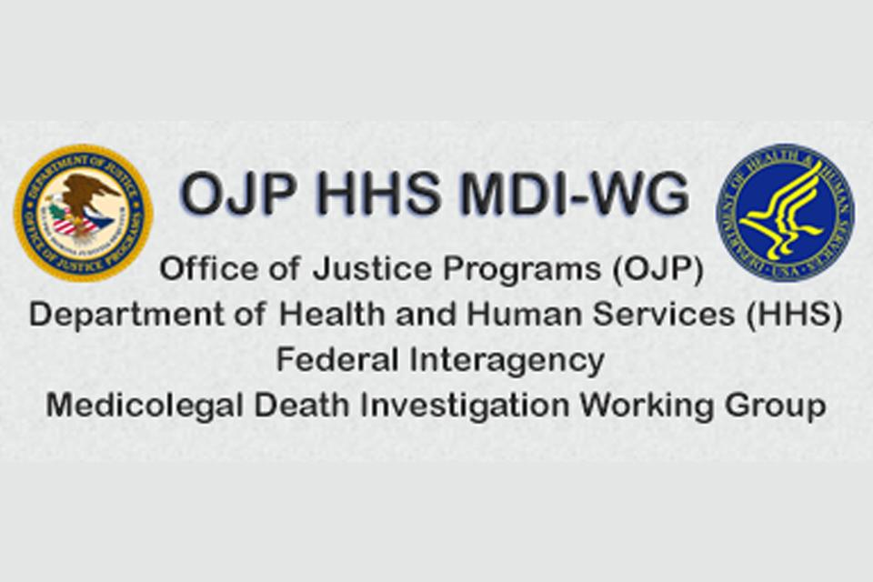 OJP/HHS MDI-WG Resource Page