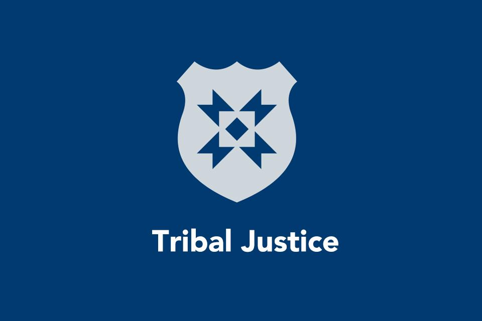 Icon depicting tribal justice