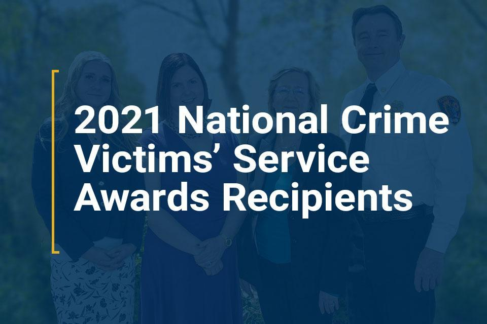 2021 NCVSA Recipients