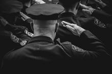 Blog Page Law Enforcement Salute